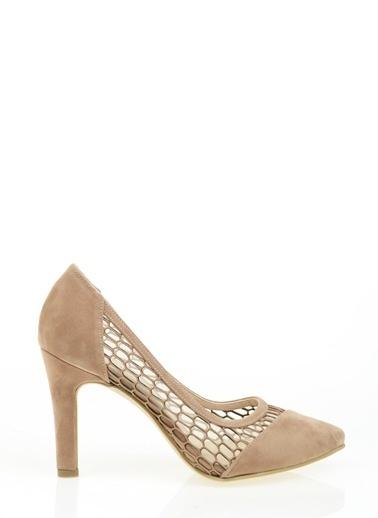 Derigo Topuklu Ayakkabı Somon